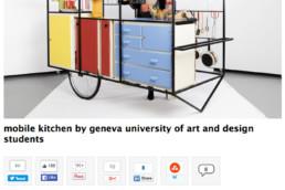 DesignBoom - Atelier züger